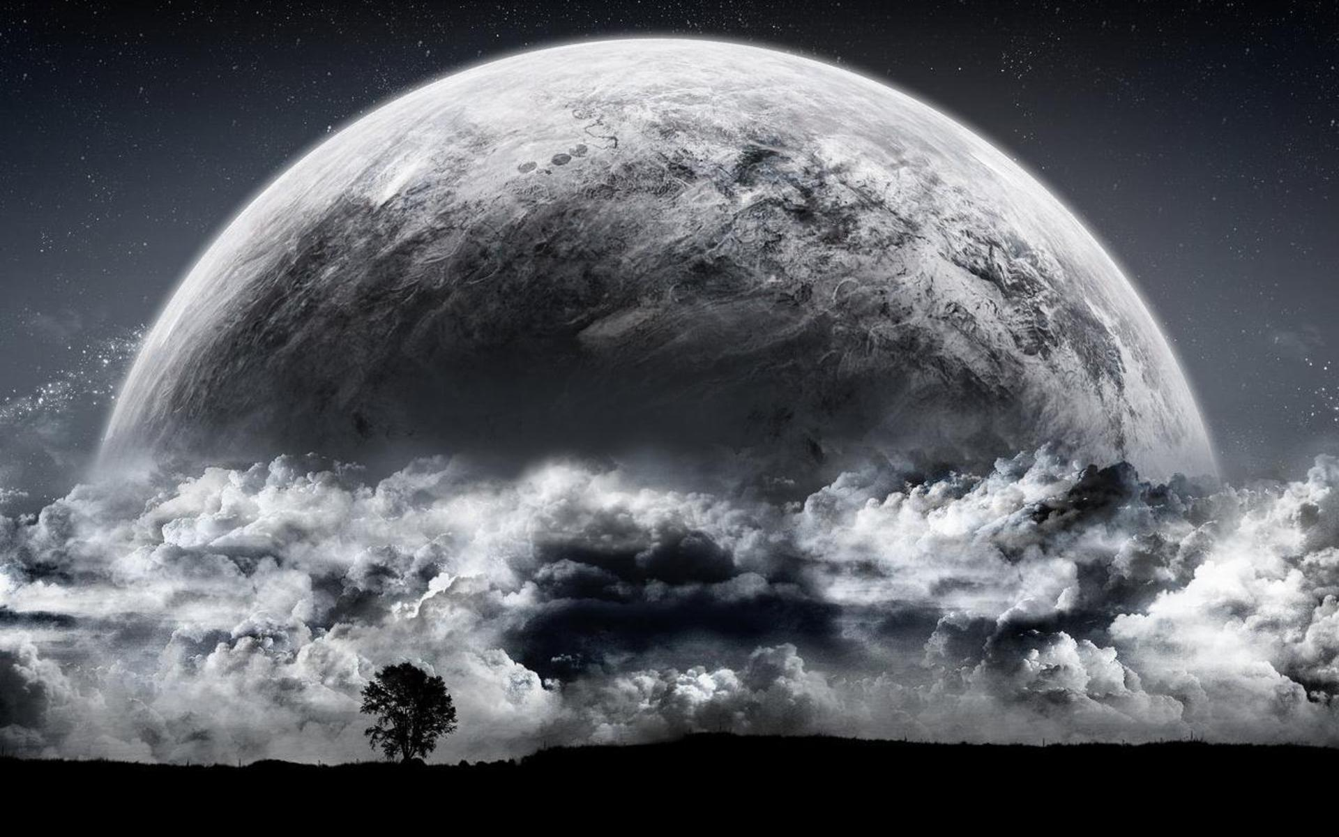 Cool Moon Backgrounds