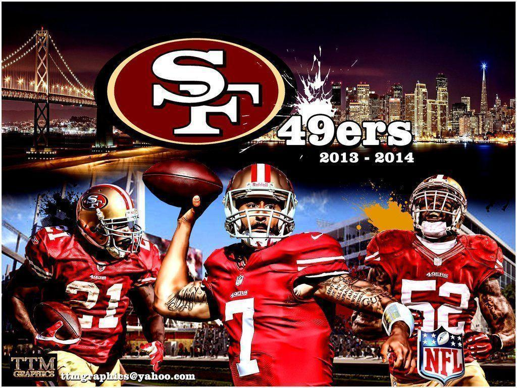 San Francisco 49ers Poster by tmarried on DeviantArt