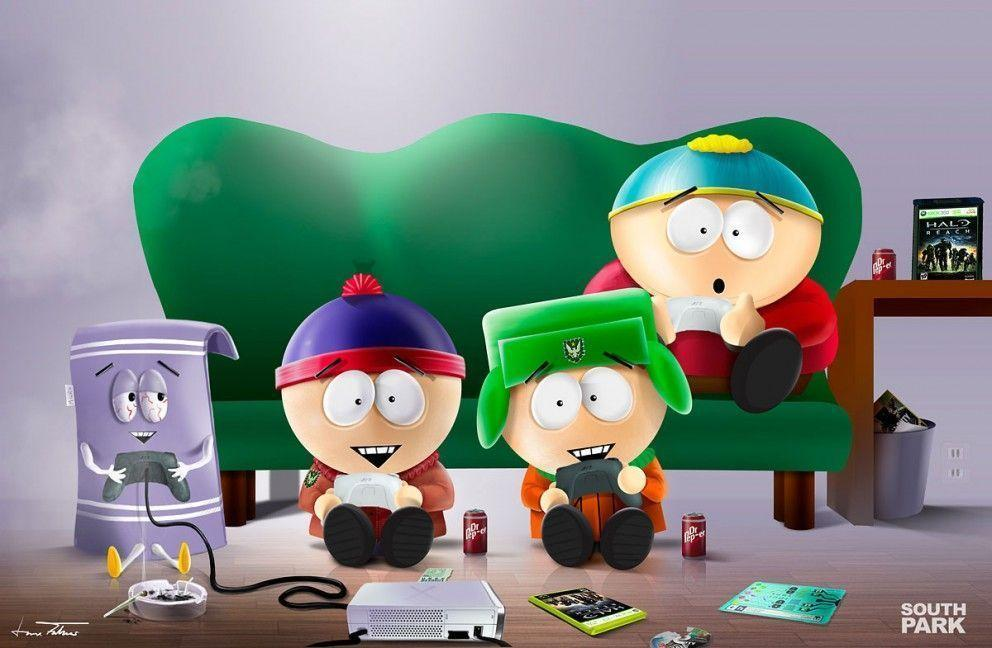 South Park Wallpapers - Wallpaper Cave