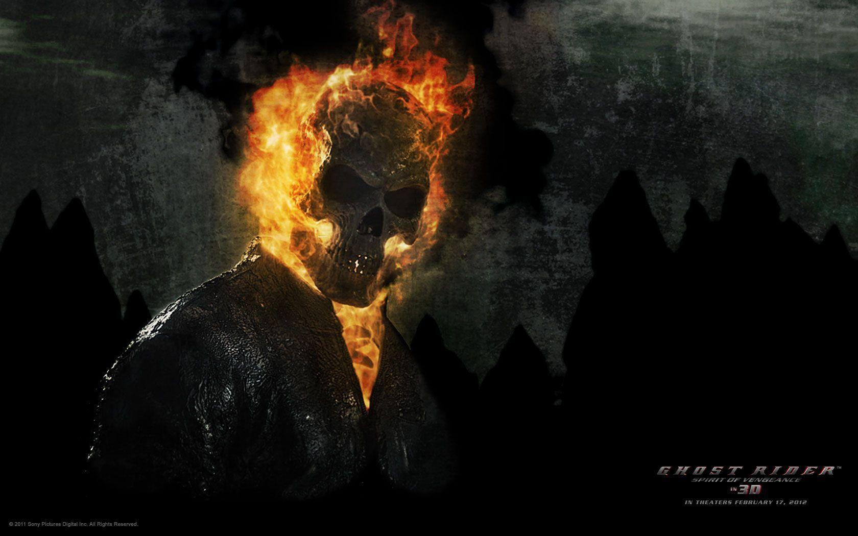 Ghost Rider 2 Wallpapers Wallpaper Cave
