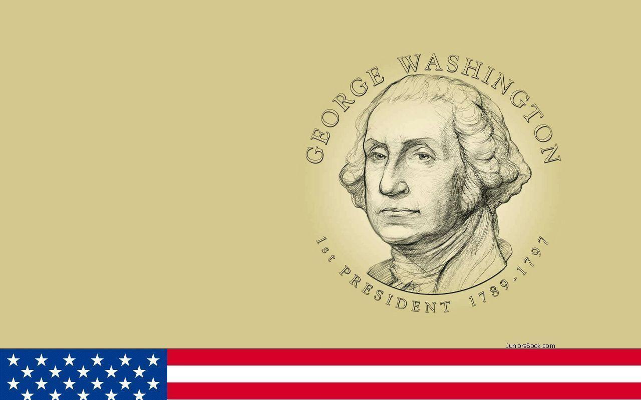 Presidents Day: free computer wallpaper on Junior's Book