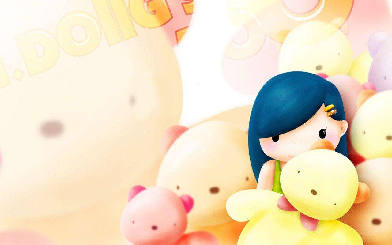 cartoon love wallpapers desktop