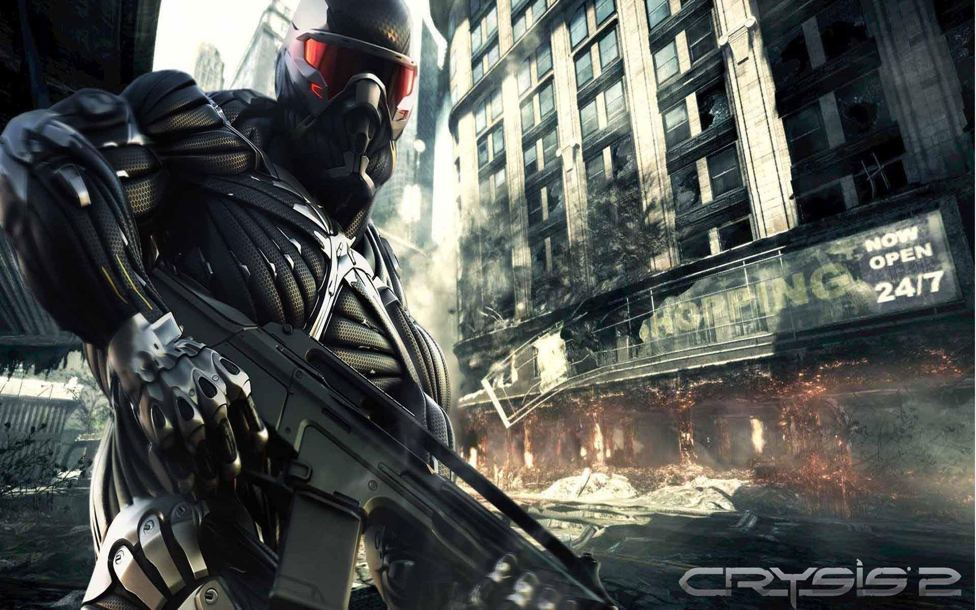 crysis 2 wallpapers wallpaper cave
