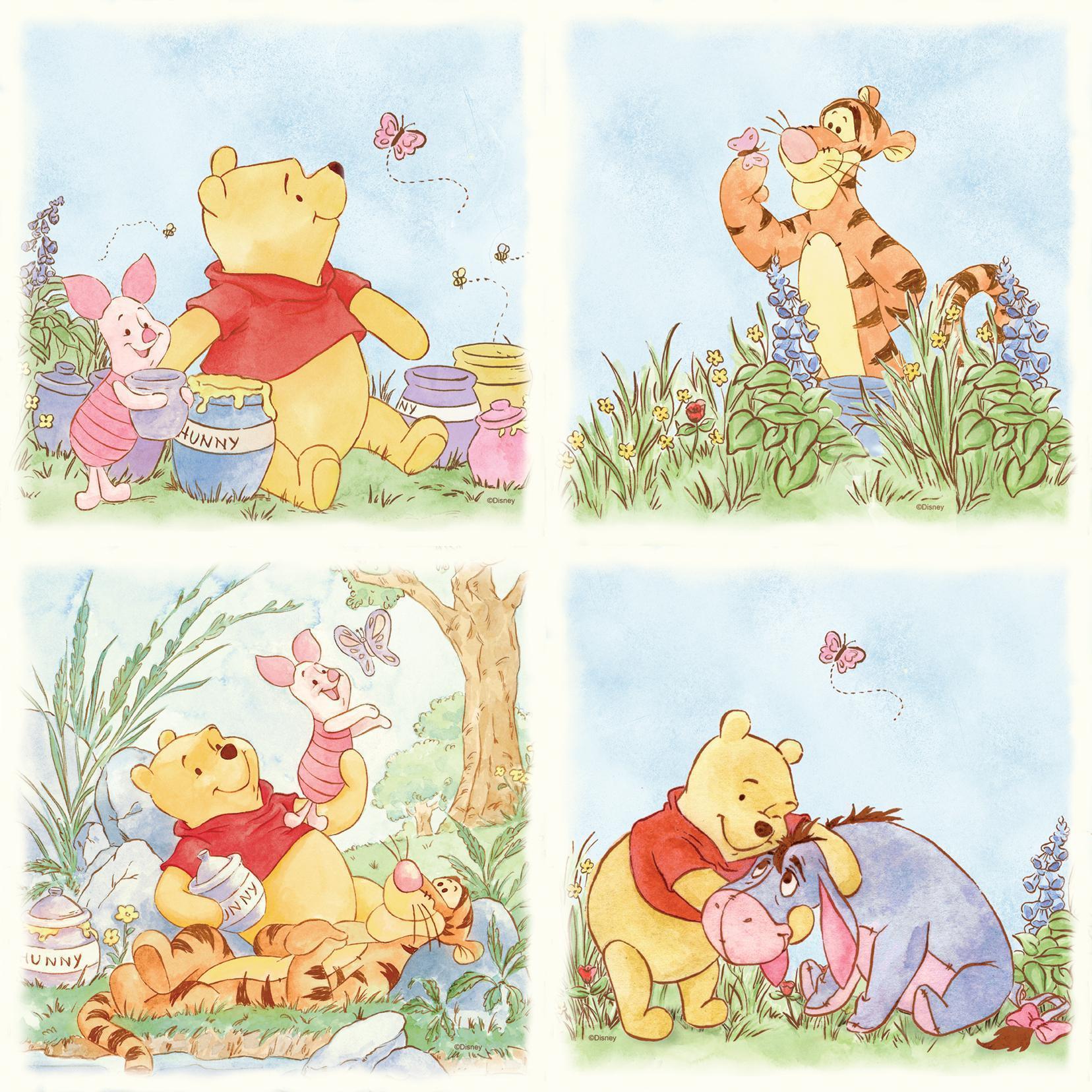 Winnie The Pooh Desktop Wallpapers - Wallpaper Cave