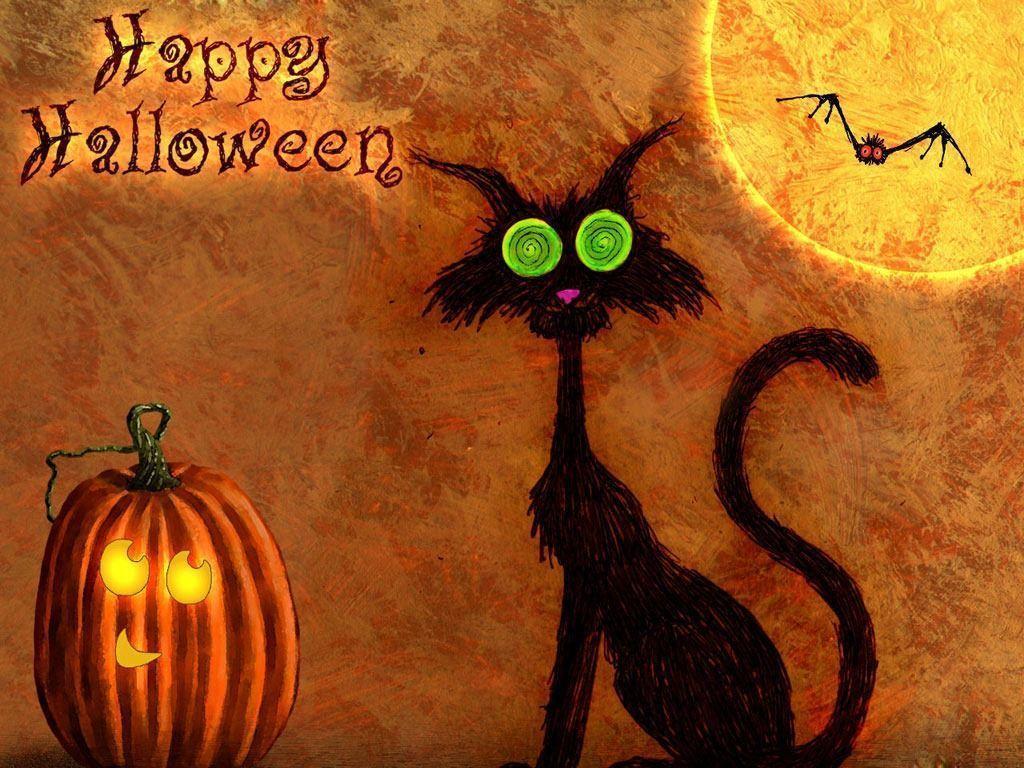 free cute halloween wallpapers wallpaper cave
