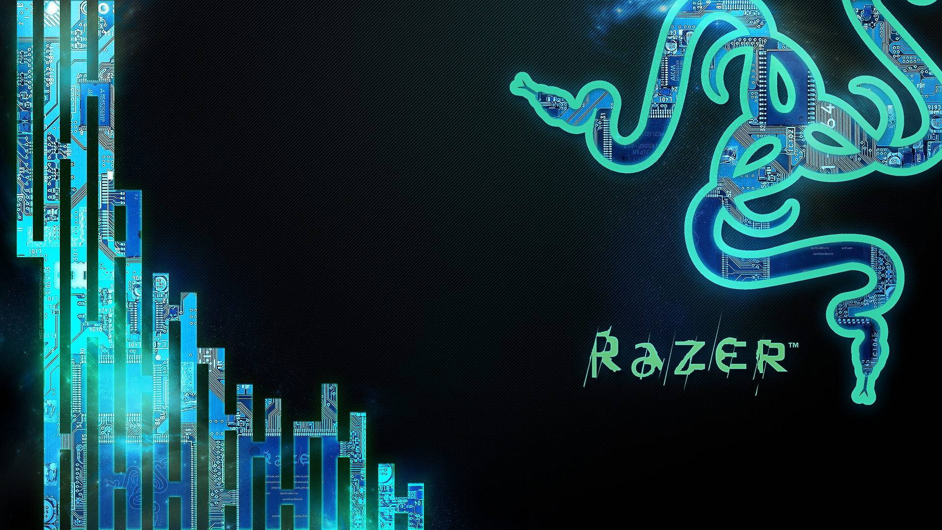 razer wallpaper 1920x1080 red - photo #37