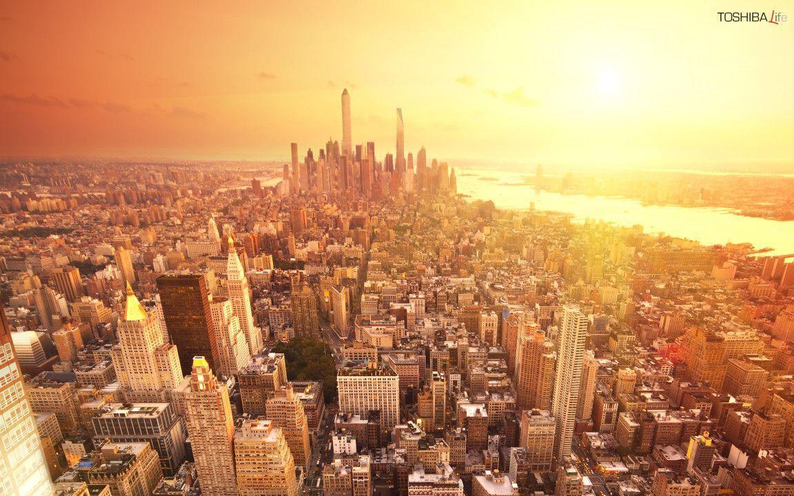 Pix For > New York City Wallpaper Widescreen