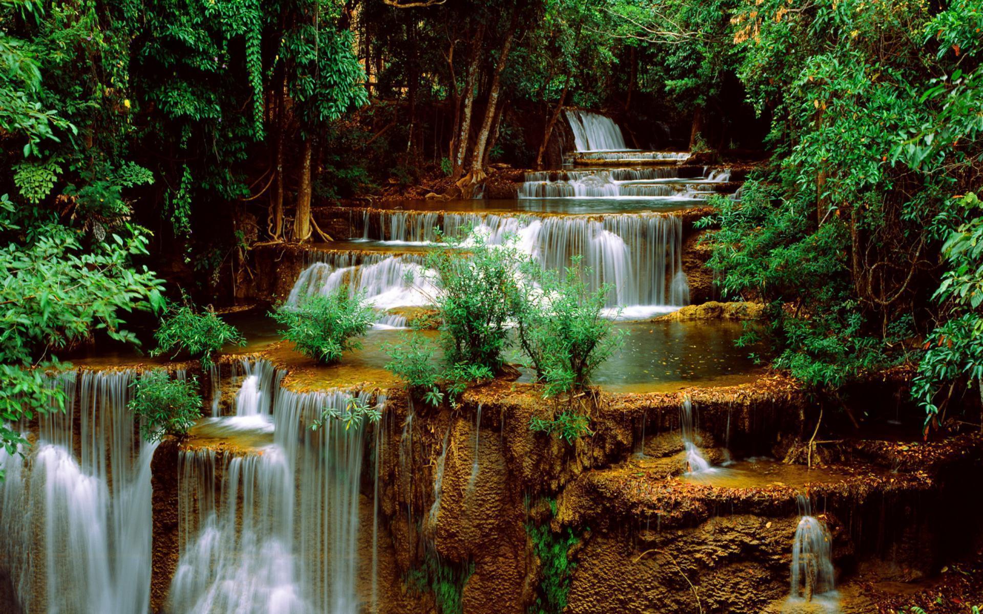Waterfall Hd Wallpapers Wallpaper Cave