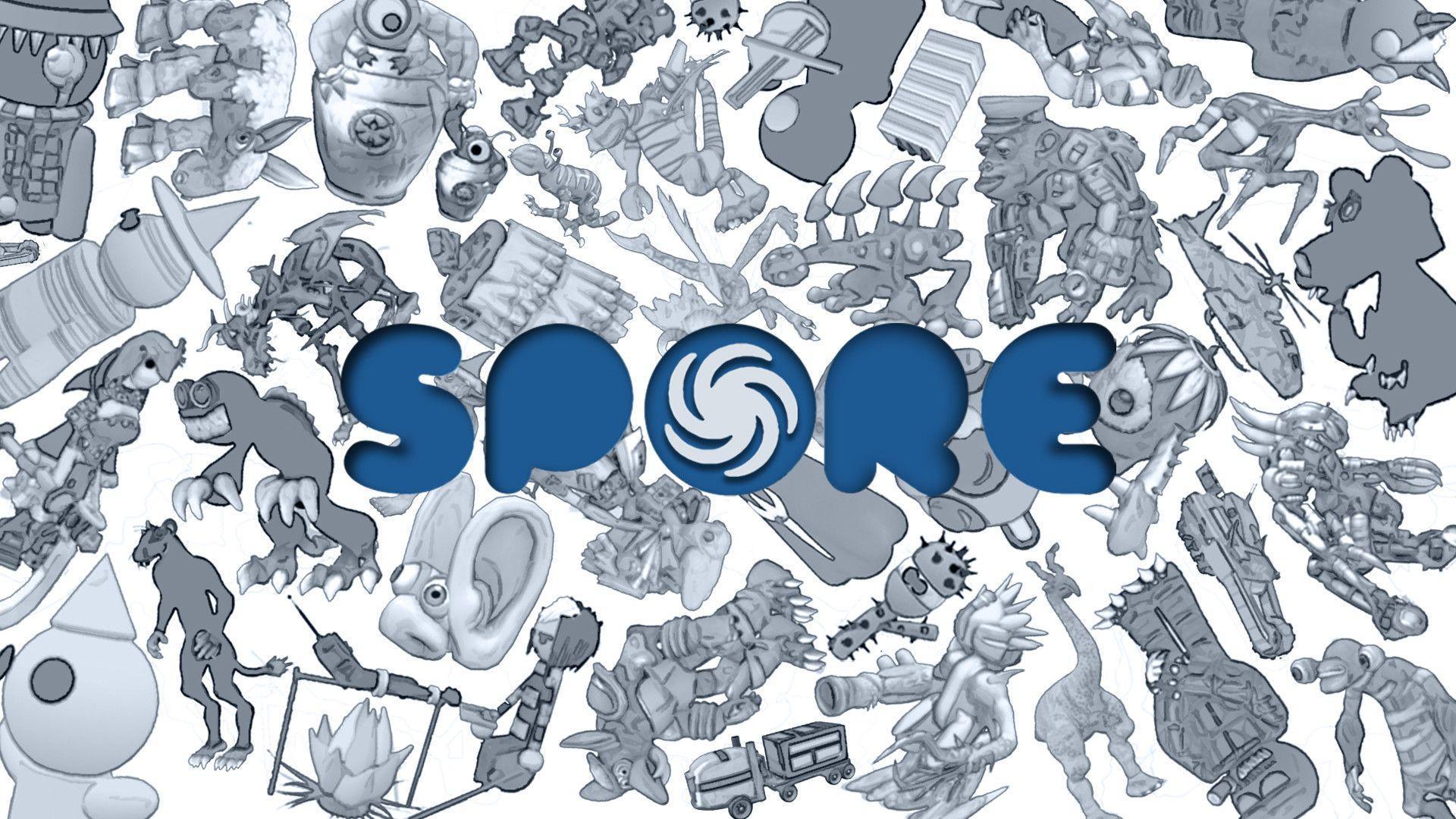 Spore Wallpaper