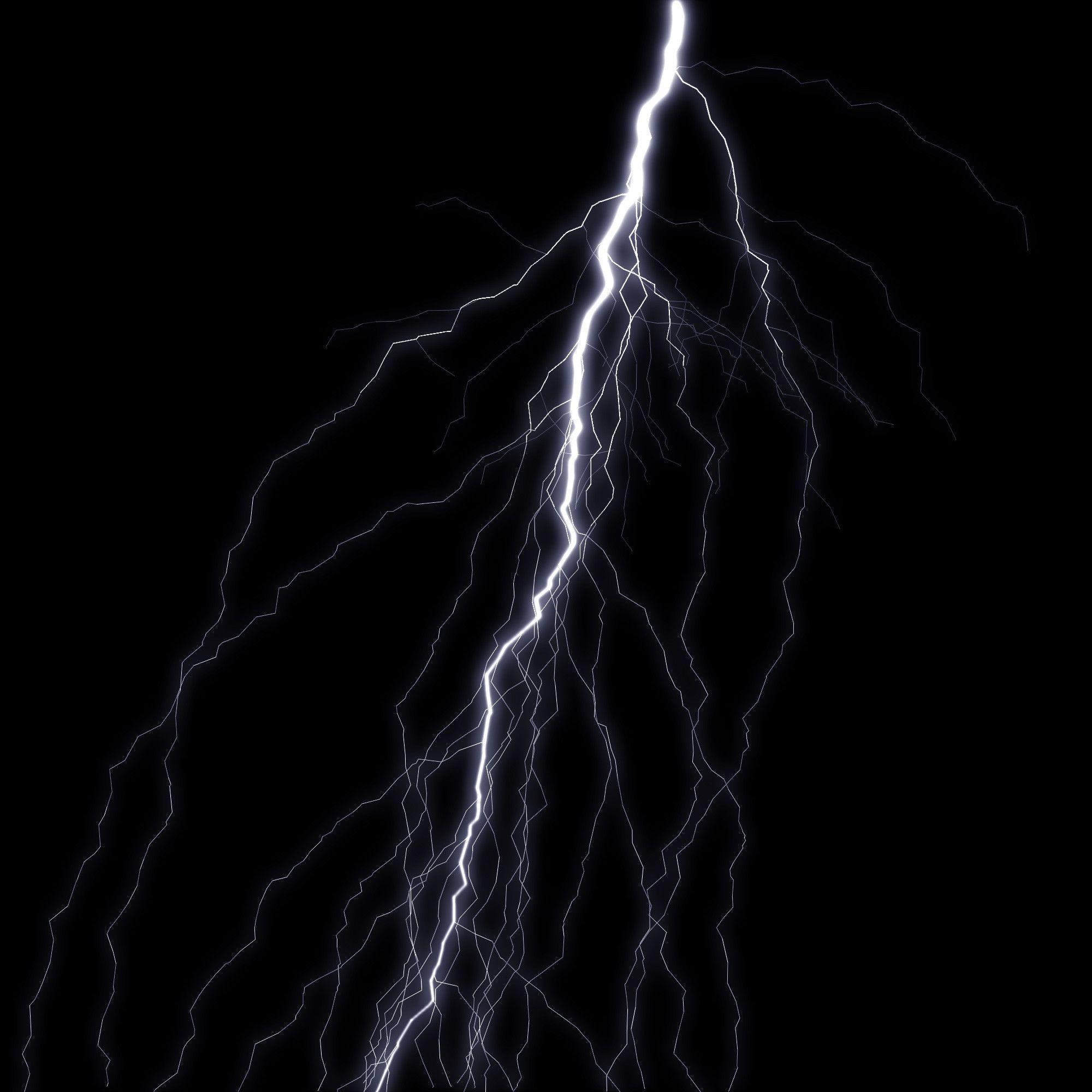 lightning black wallpaper - photo #12