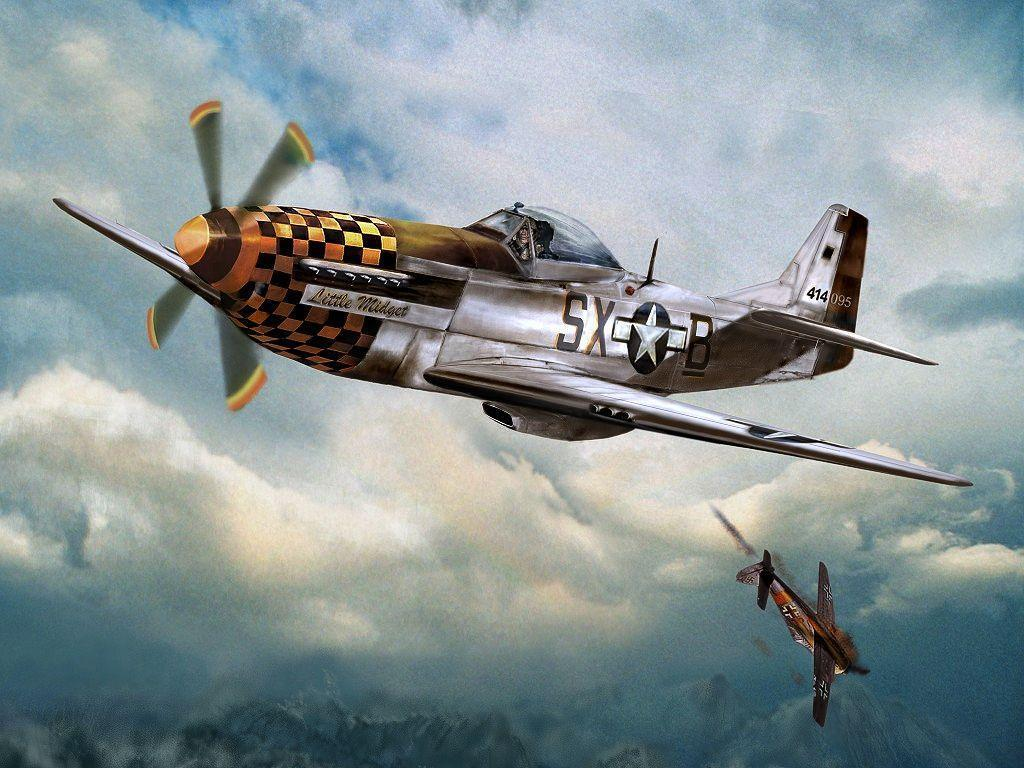 P51 Mustang Wallpapers Wallpaper Cave