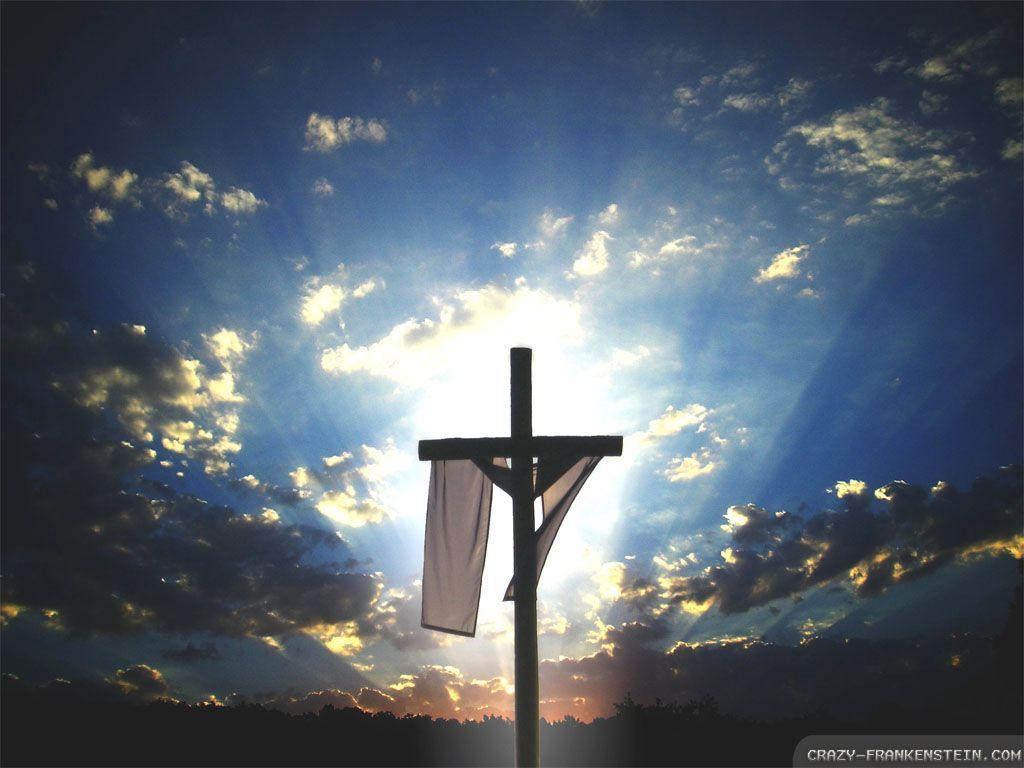 HD Image Jesus Christ Resurrection Nature Easter Sunday Wallpapers