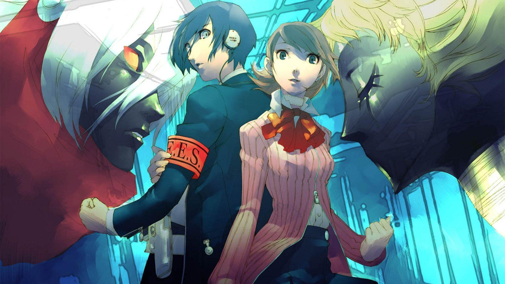 Images For Persona 3 Fes Wallpaper