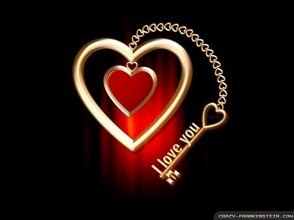 I Love You Heart Images Wallpaper Picturesphoto HD