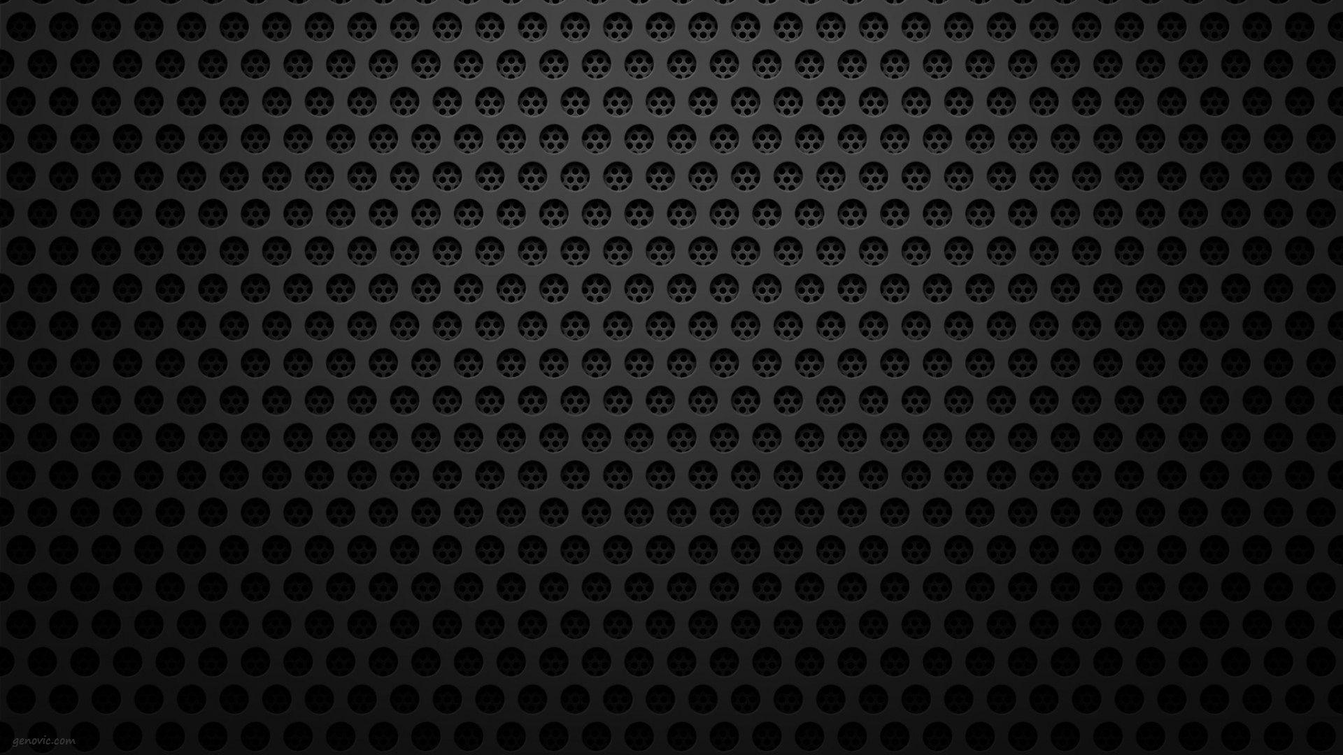 Black Pattern Wallpaper HD 1080P Wallpapers | Genovic.