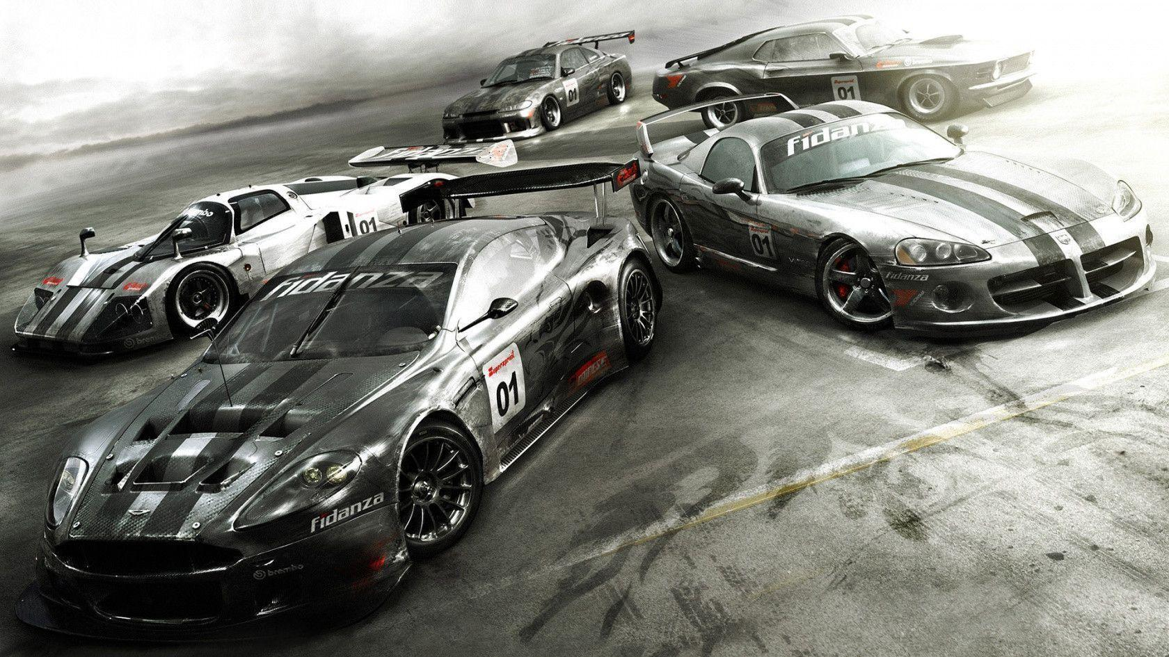 Wallpapers For > Cool Car Desktop Backgrounds Hd