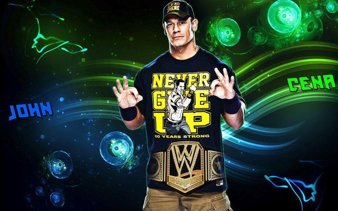 john cena wallpapers by menasamih