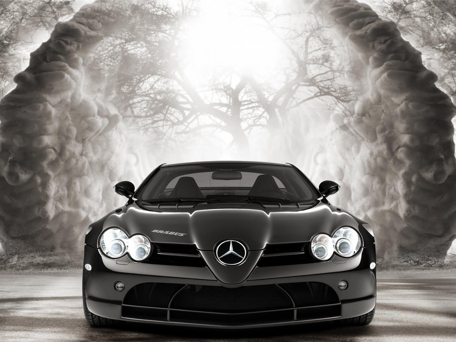 Mercedes Benz Slr Mclaren Wallpapers Wallpaper Cave