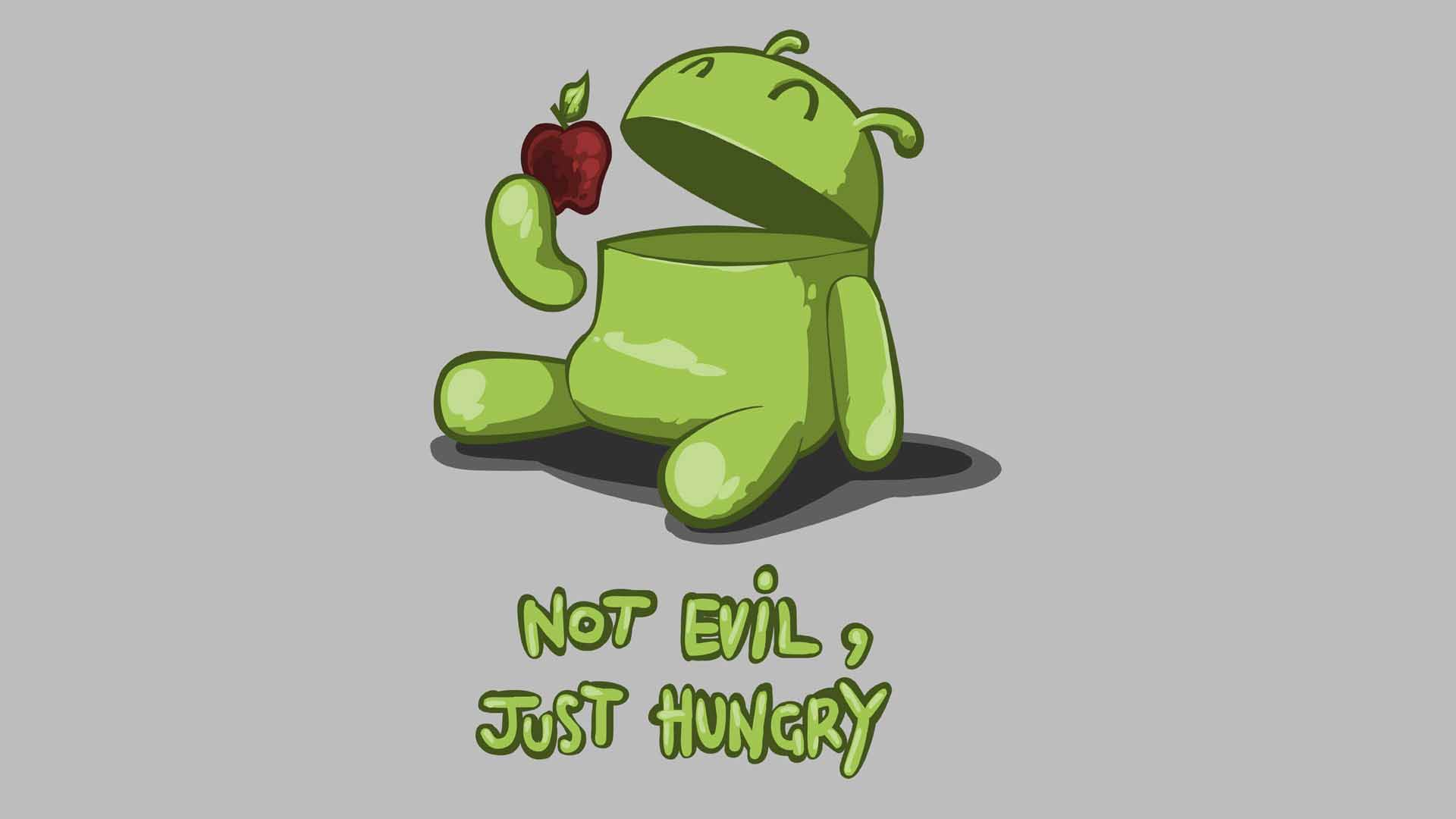 Not Evil Just Hungry wallpapers