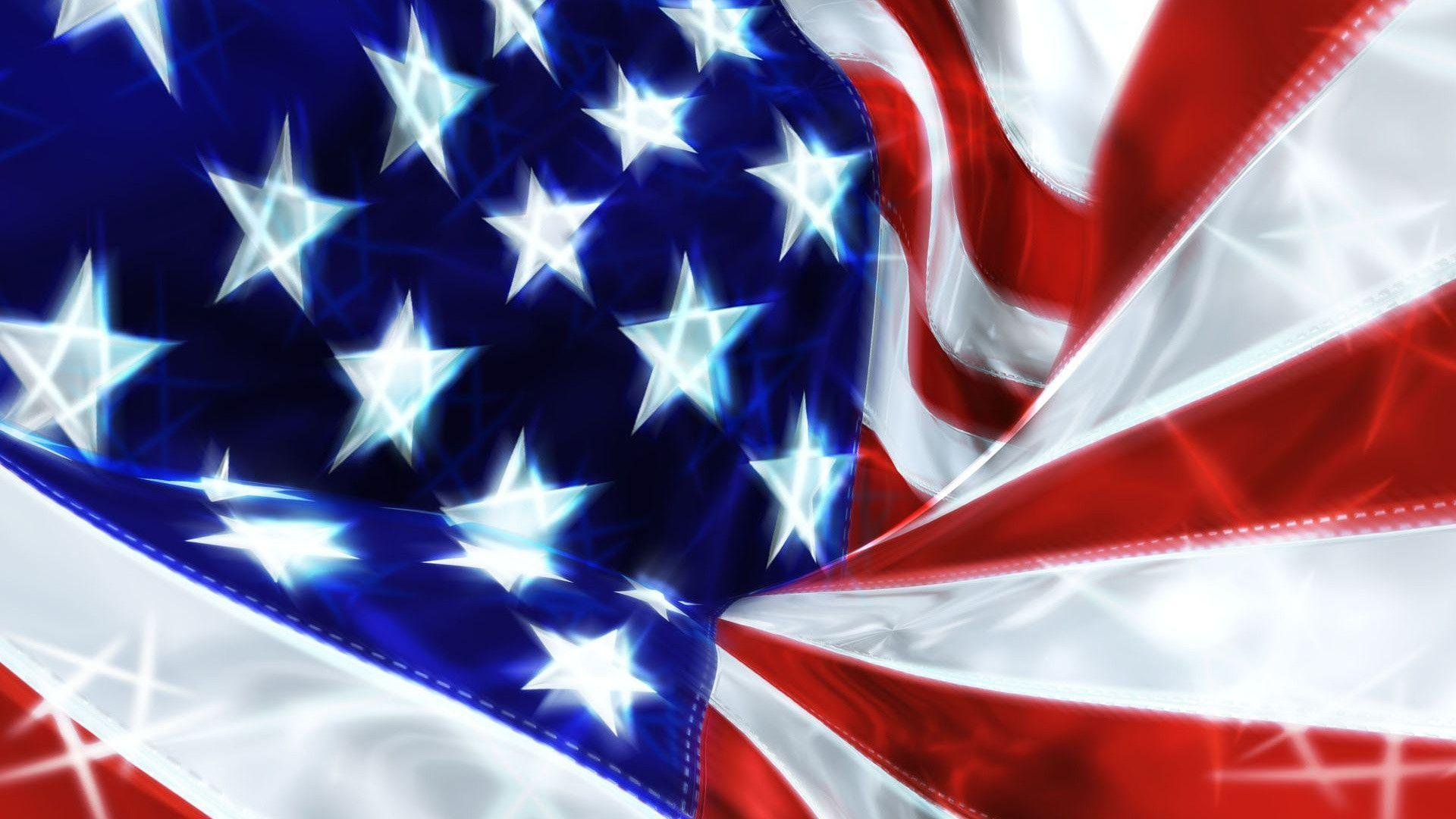 Usa Flag Wallpaper 1920x1080 - www.