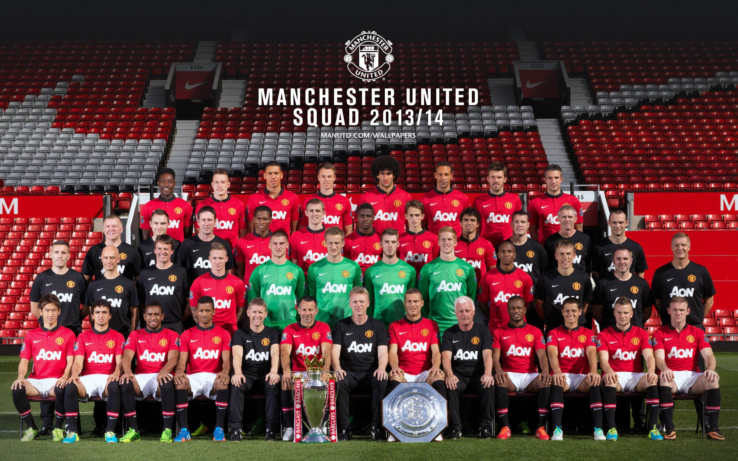 Latest Man Utd Wallpapers