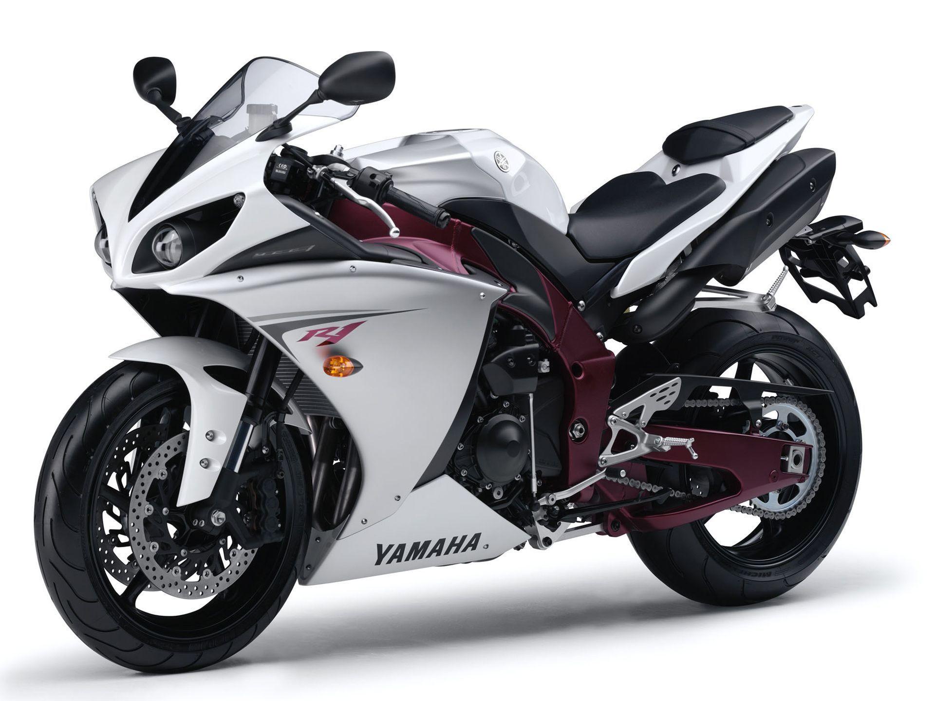Hd wallpaper yamaha bike - White Yamaha Yzf R1 Wallpapers Hd Wallpapers 360