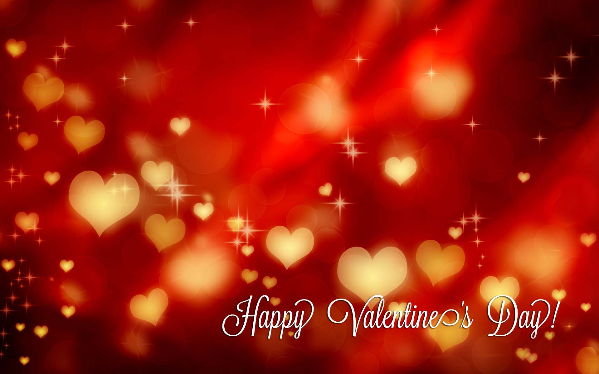 Love Valentines Day Beautiful Greetings Download Wallpapers 1920