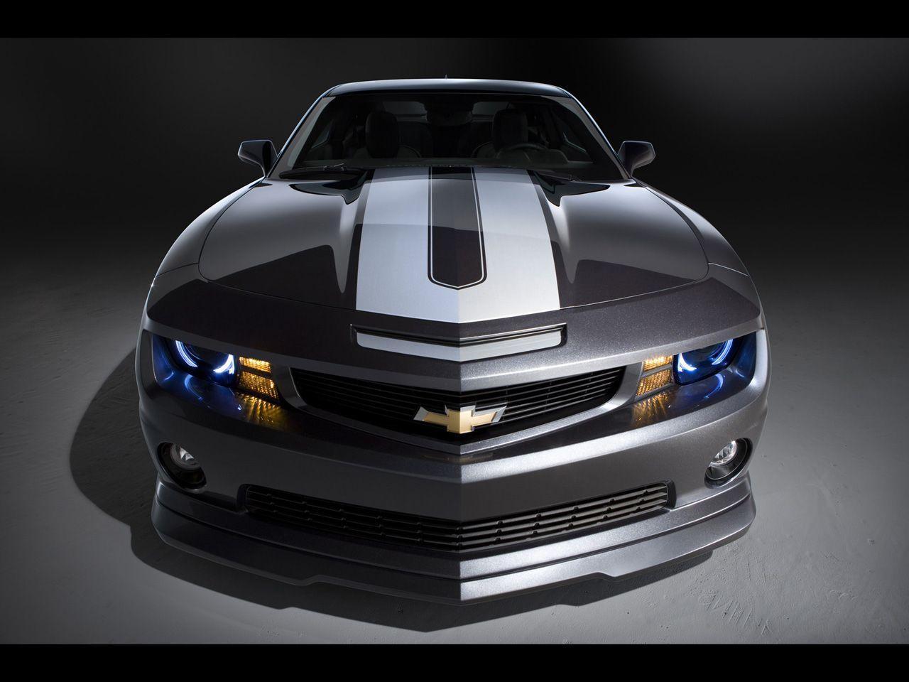 Alles über den neuen Camaro mit Wallpaper Chevrolet