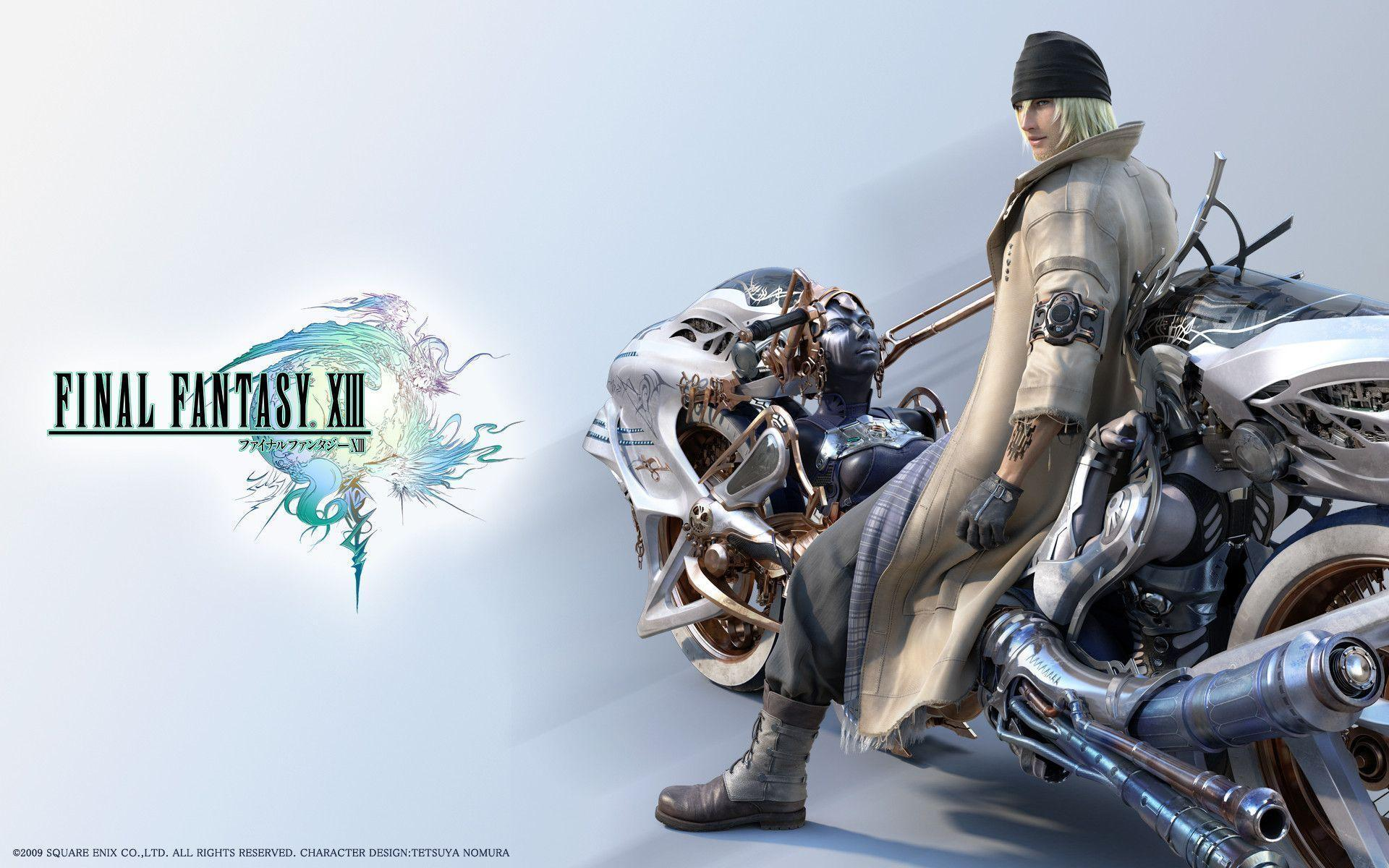 Final Fantasy HD Wallpapers Free Download