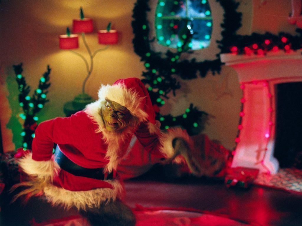 Fondos Para Pantallas De Grinch Para Navidad: The Grinch Wallpapers
