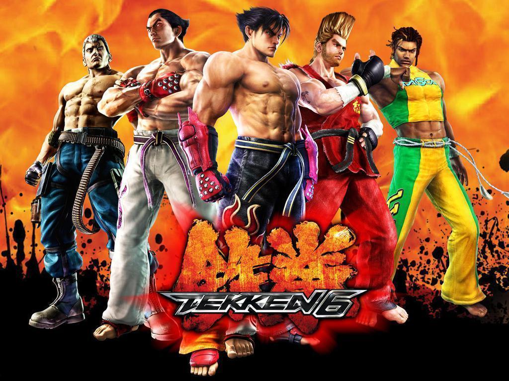 <b>Tekken 7 Wallpapers</b> in Ultra HD | 4K