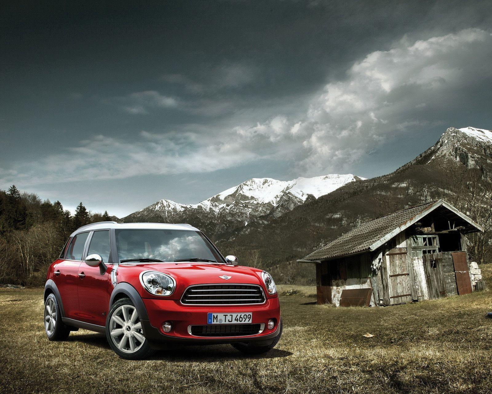 Mini Cooper Wallpapers : Auto Motor Sport Wallpapers HD