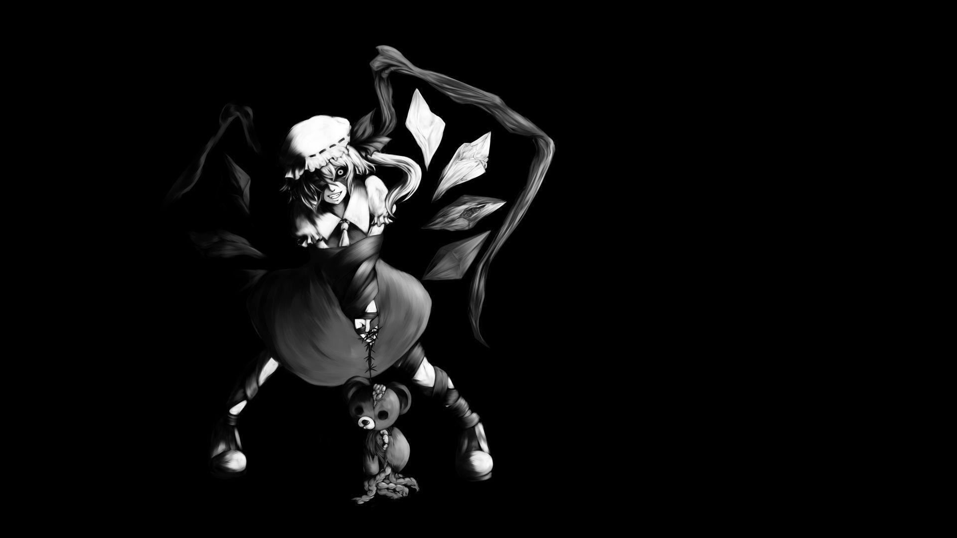 Black anime wallpapers wallpaper cave - Anime wallpaper black background ...