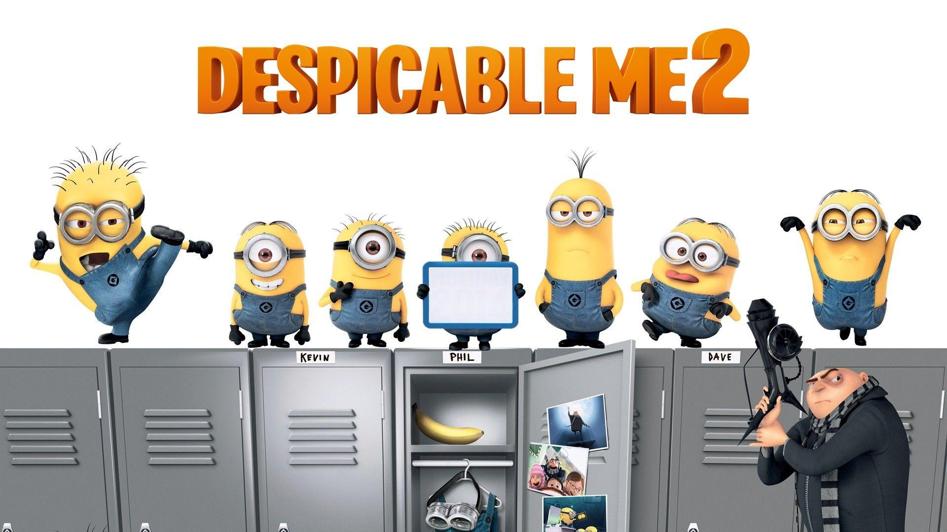 Despicable Me Minions HD Despicable Me Minions Wallpapers