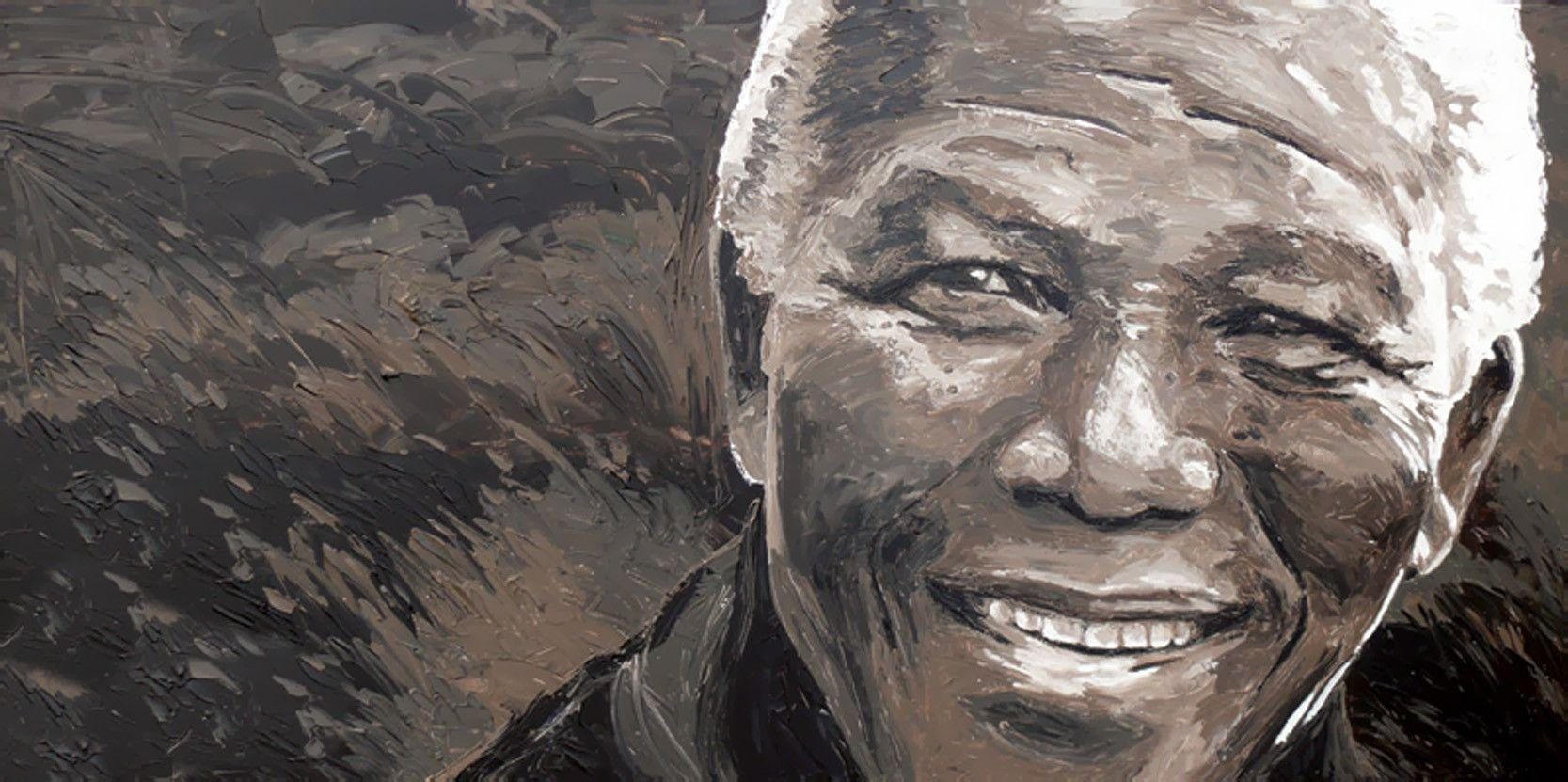 Man Cave Nelson : Nelson mandela wallpapers wallpaper cave