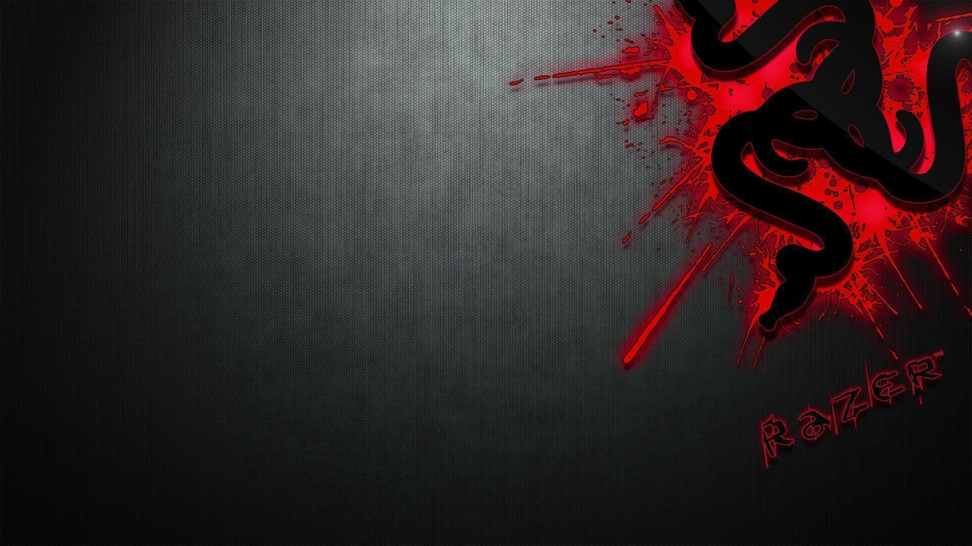 razer wallpaper 1920x1080 red - photo #1