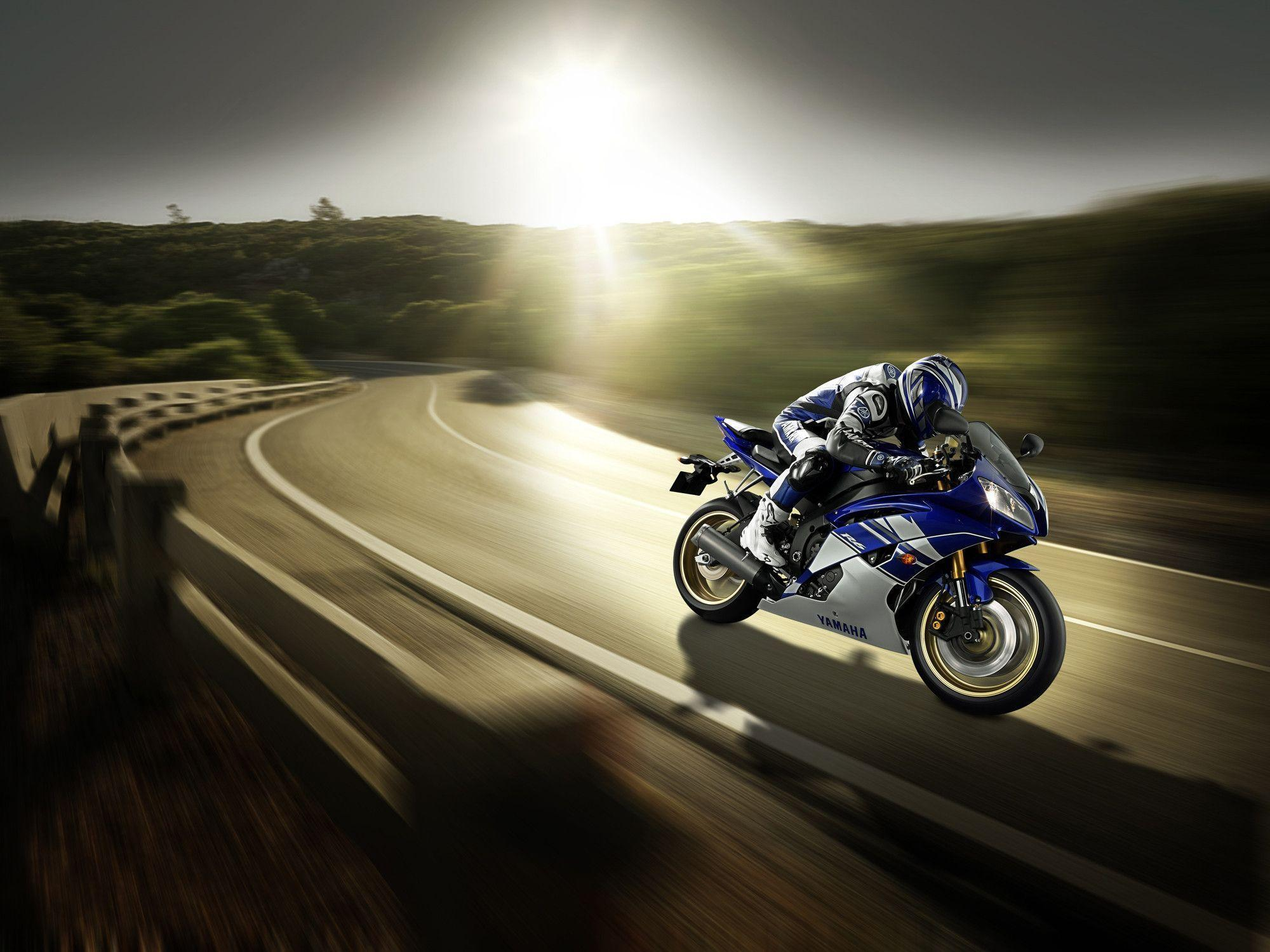Pix For > Yamaha R6 Wallpapers