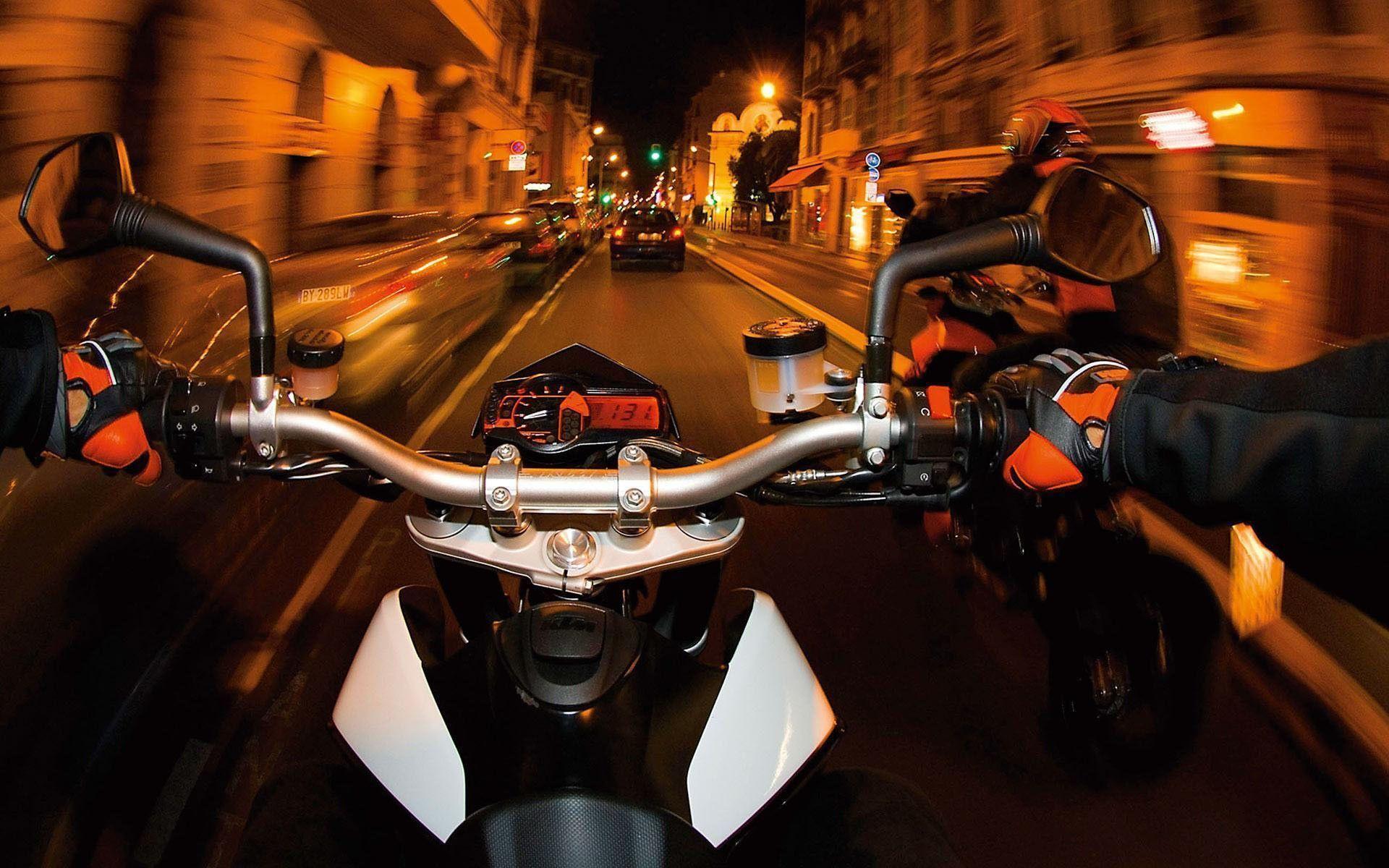KTM Speeding wallpapers | KTM Speeding stock photos