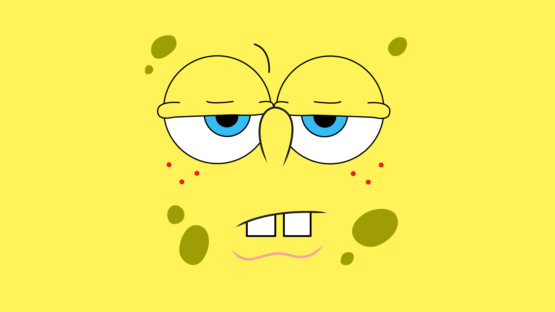 Spongebob desktop wallpapers wallpaper cave for Spongebob powerpoint template