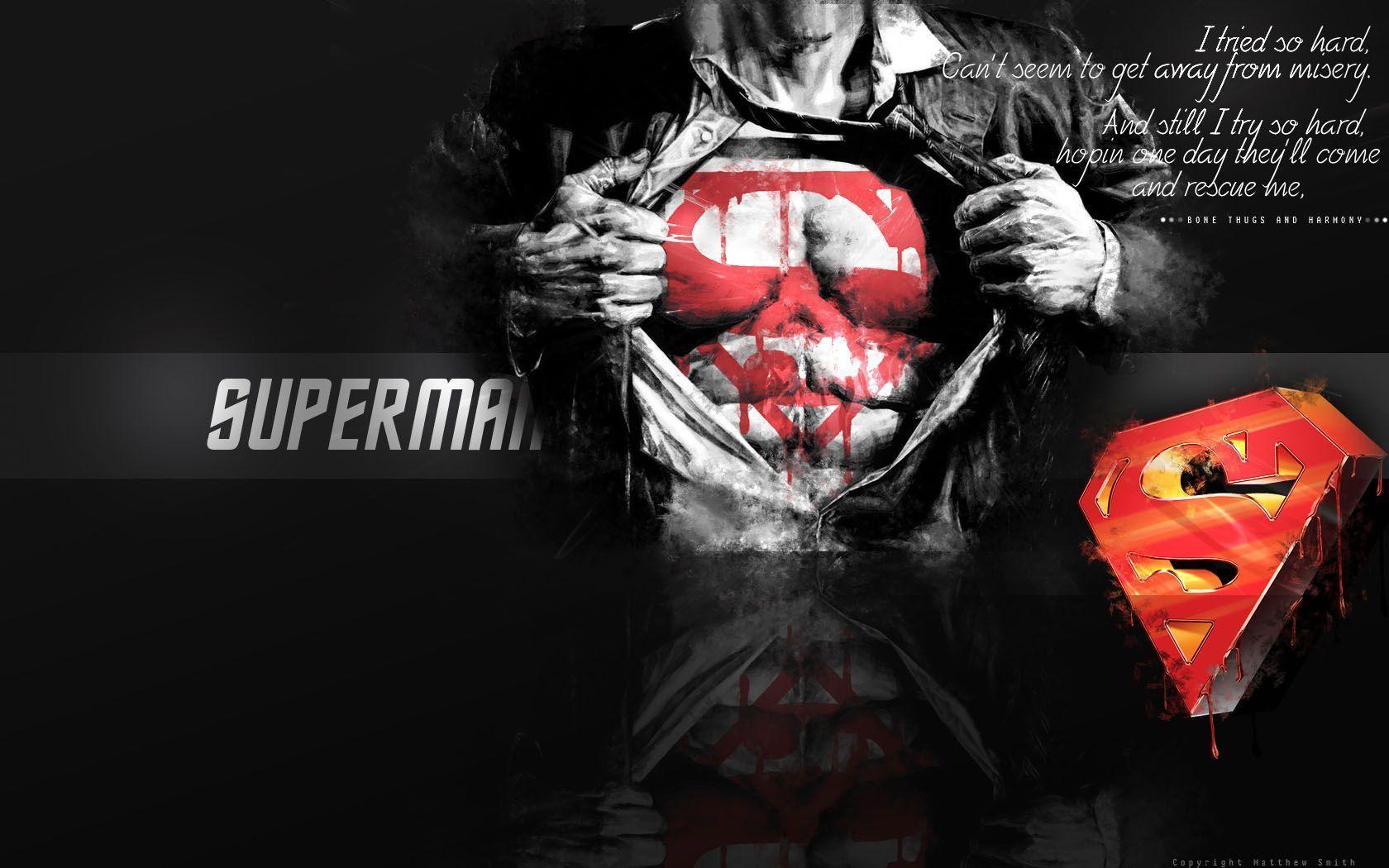 superman desktop wallpaper in - photo #36