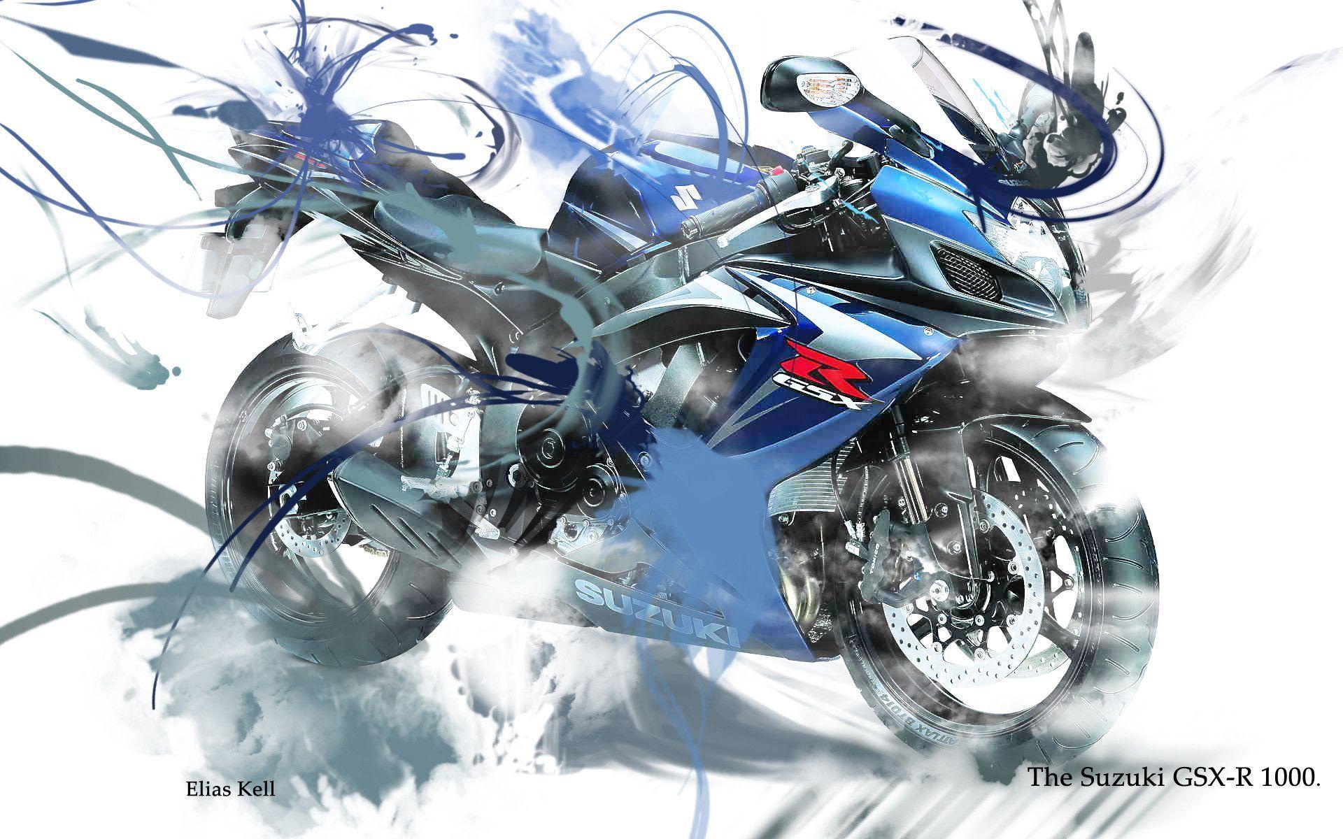 Suzuki Gsxr Wallpaper