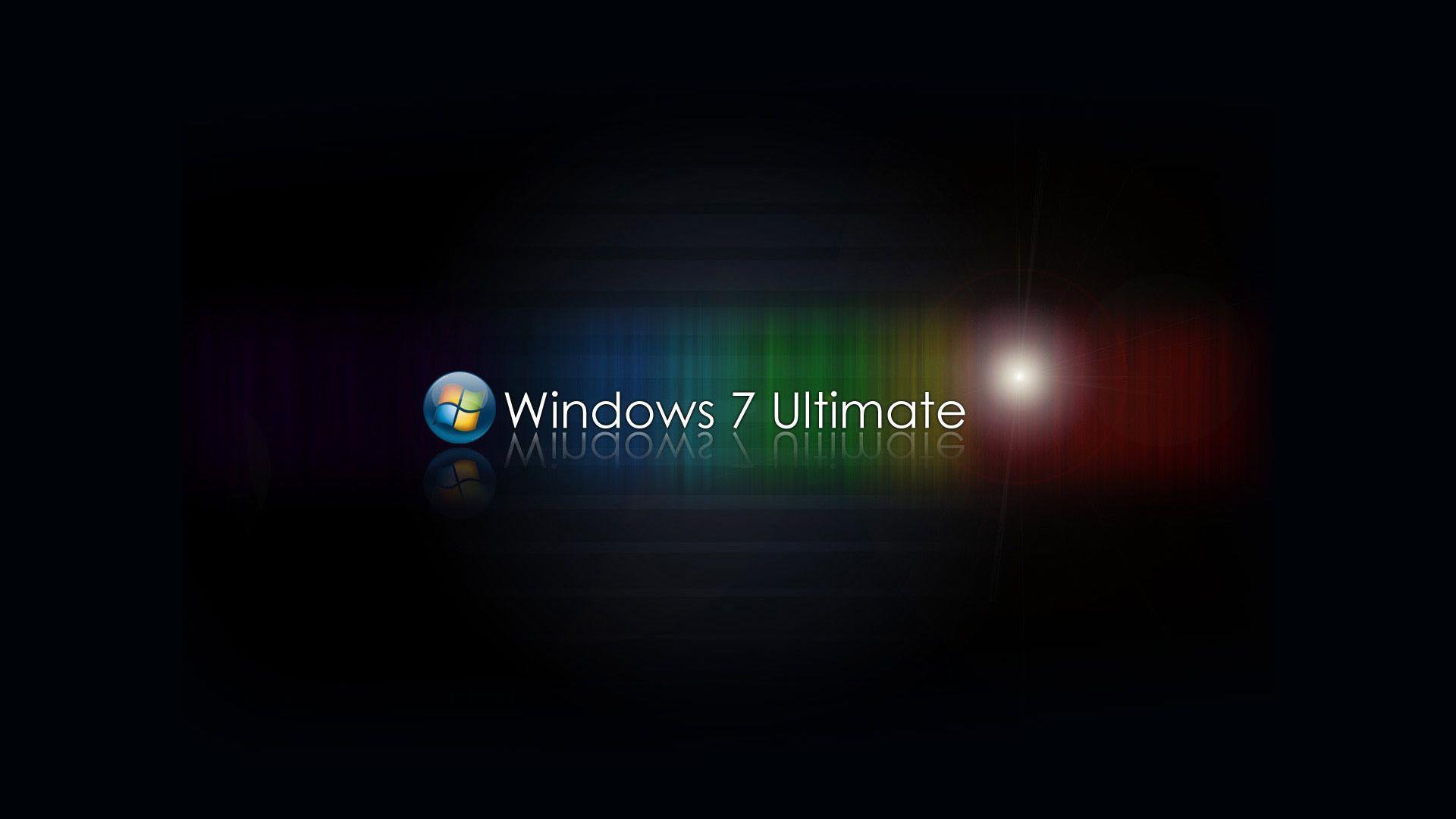 Pix For > Black Windows 7 Wallpapers 1920x1080