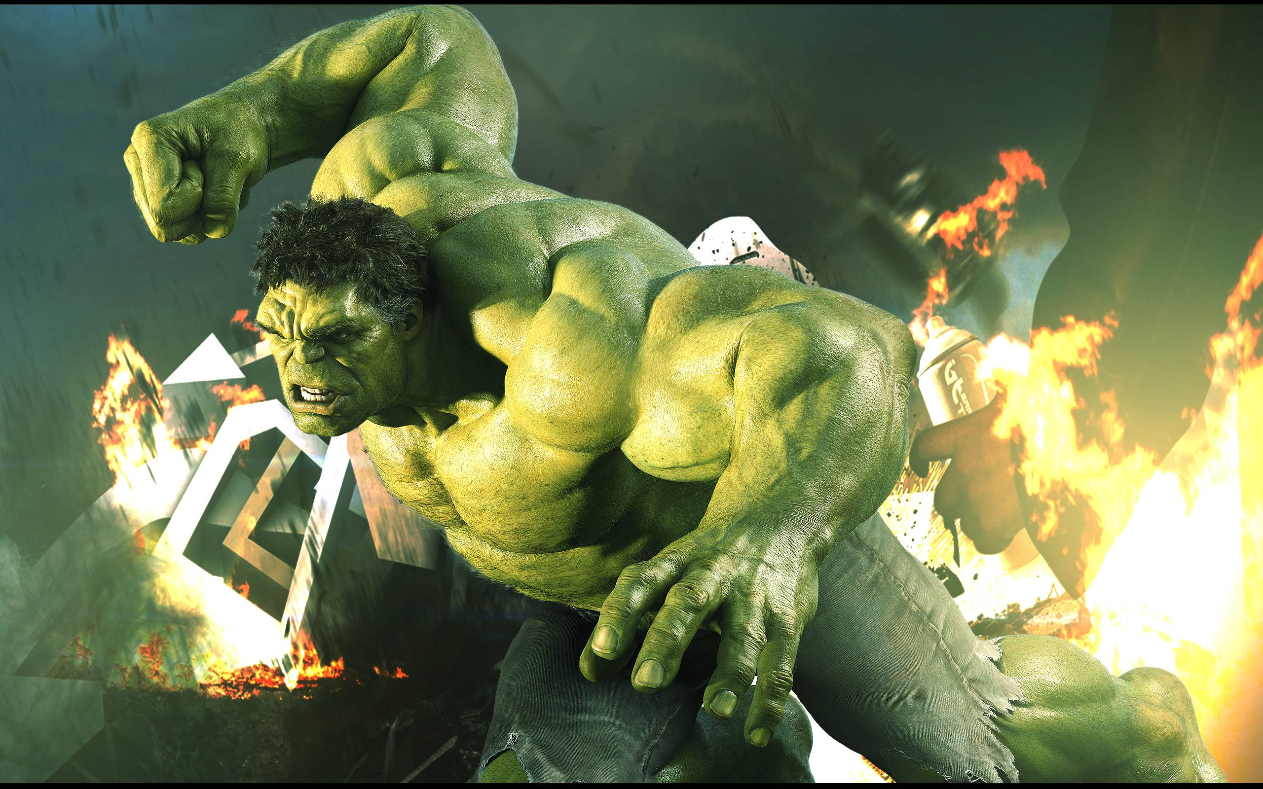 Hulk 2 Wallpapers - Wallpaper Cave
