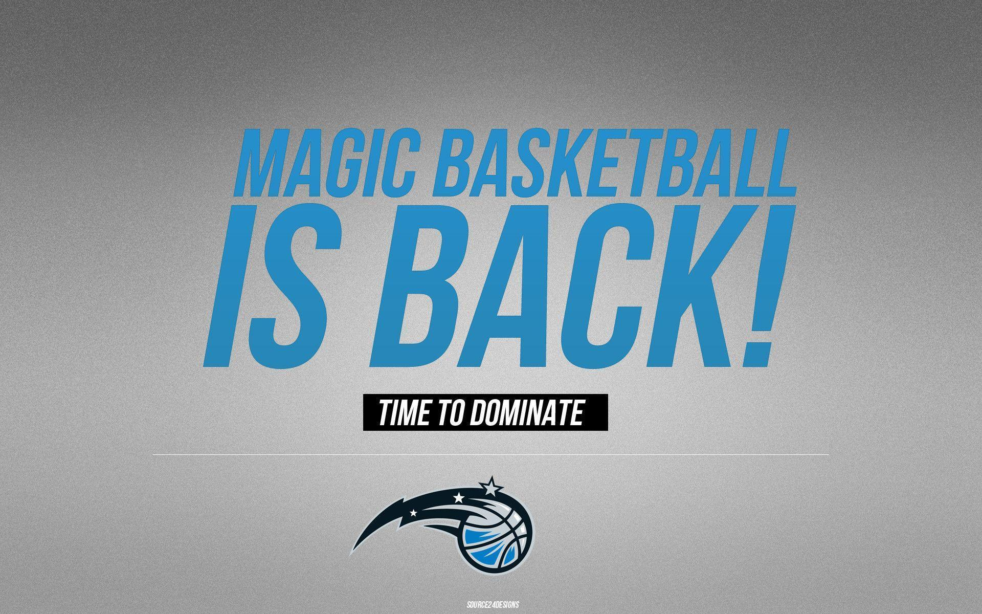Orlando Magic Wallpapers by Angelmaker666