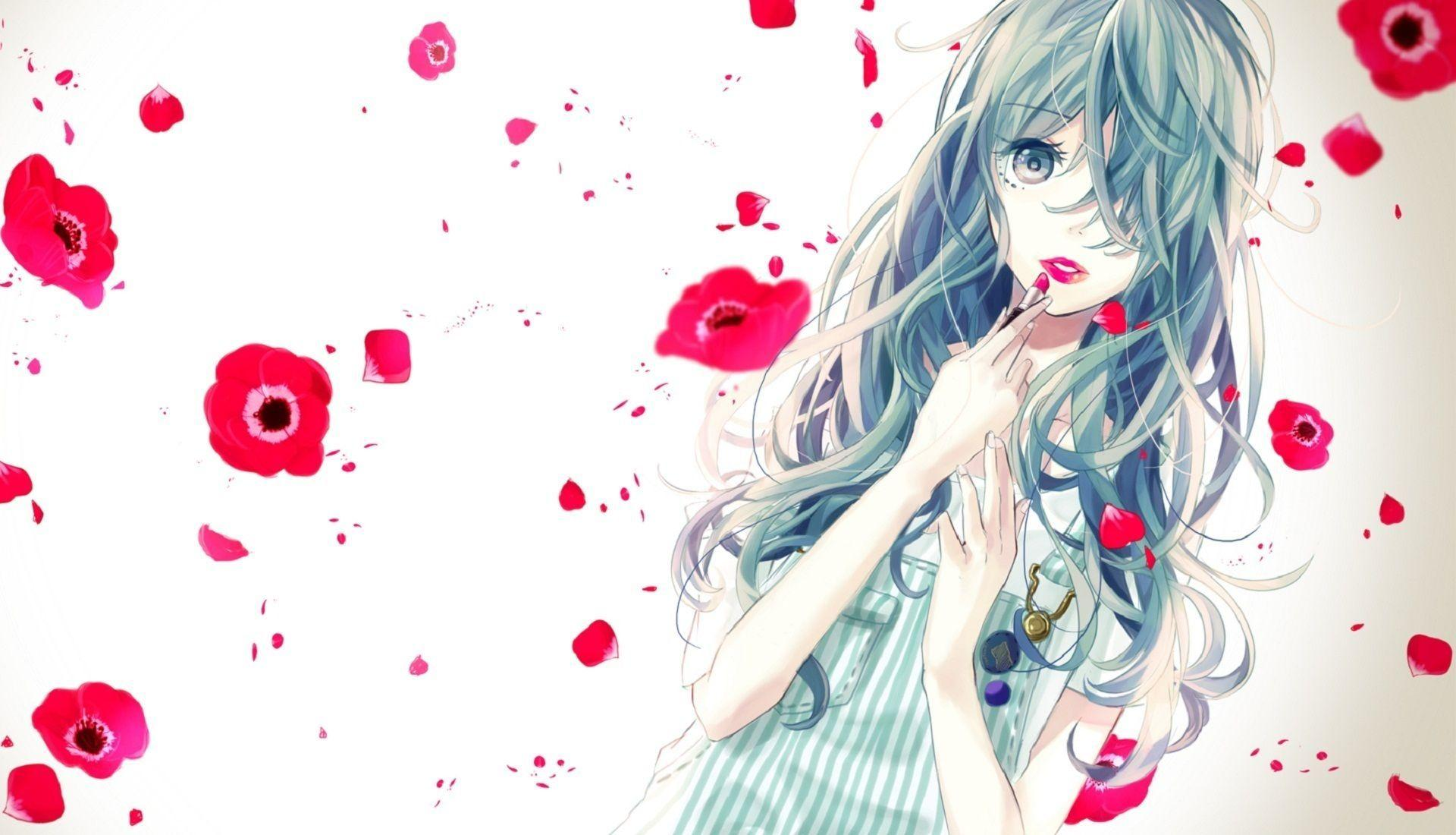cute anime girl moka wallpaper - photo #37
