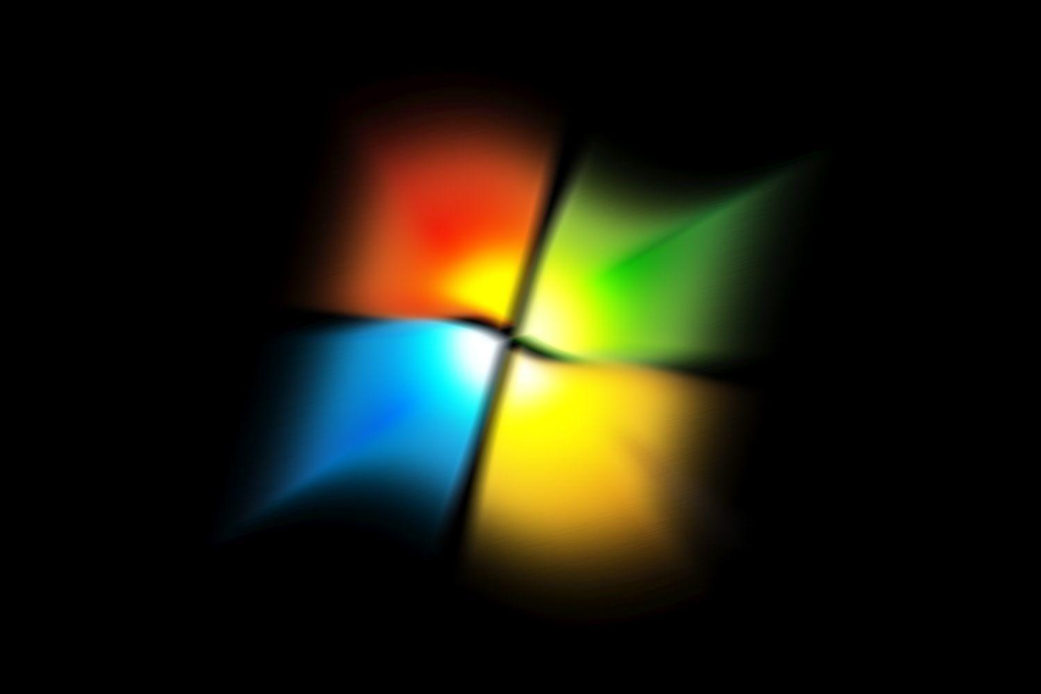 Windows + 7 backgrounds logo 8a by VikumG712