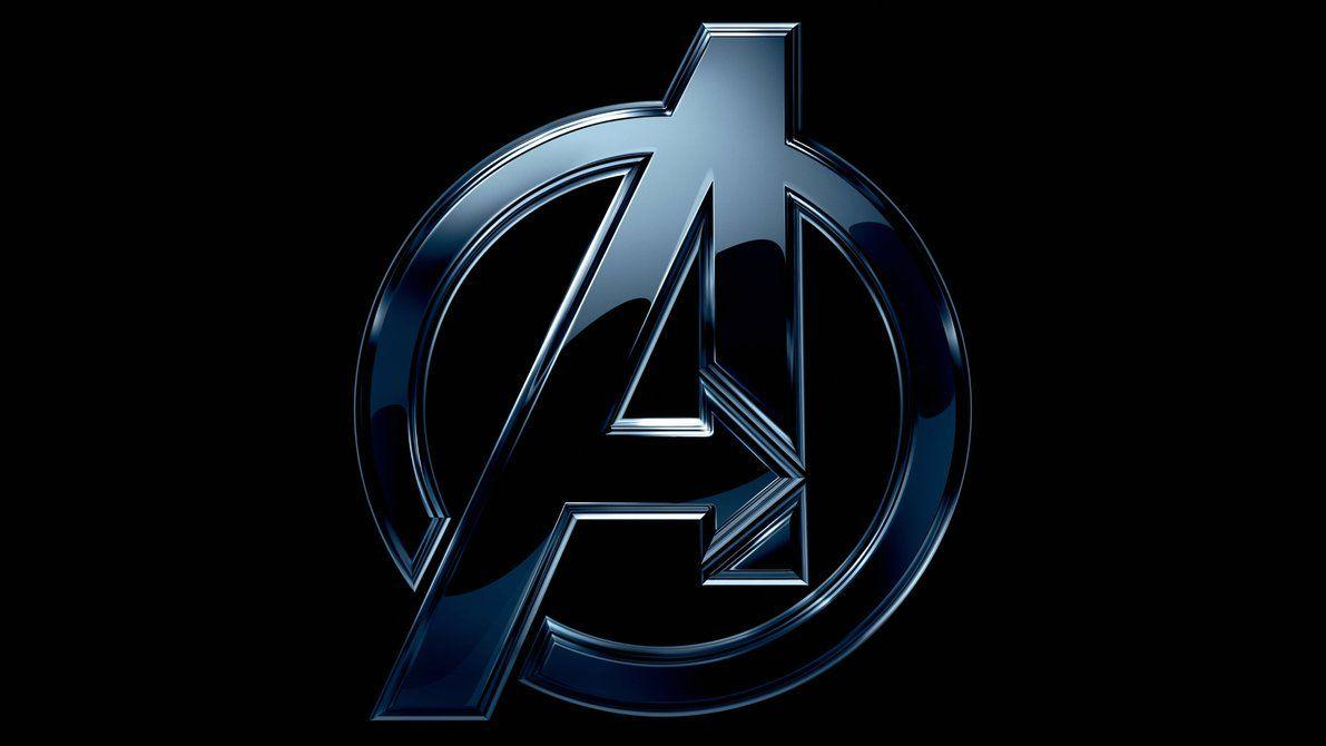 The Avengers Logo by Wolverine080976