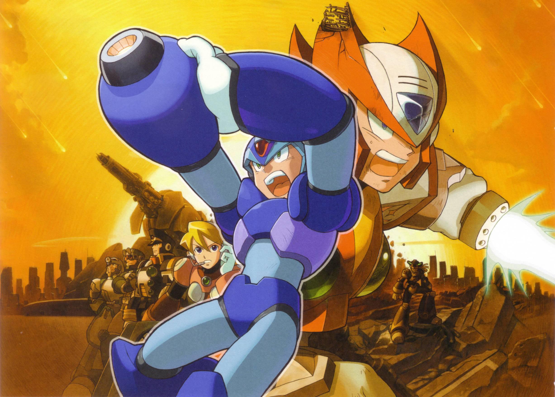 Megaman X Wallpapers - Wallpaper Cave