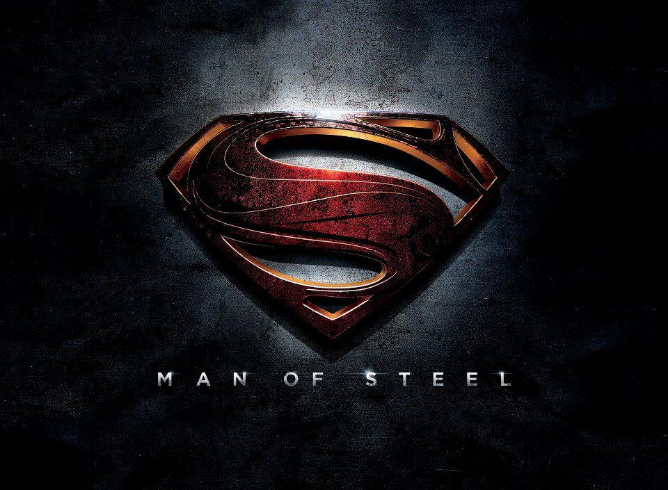 "Man of Steel"" Logo Unveiled"