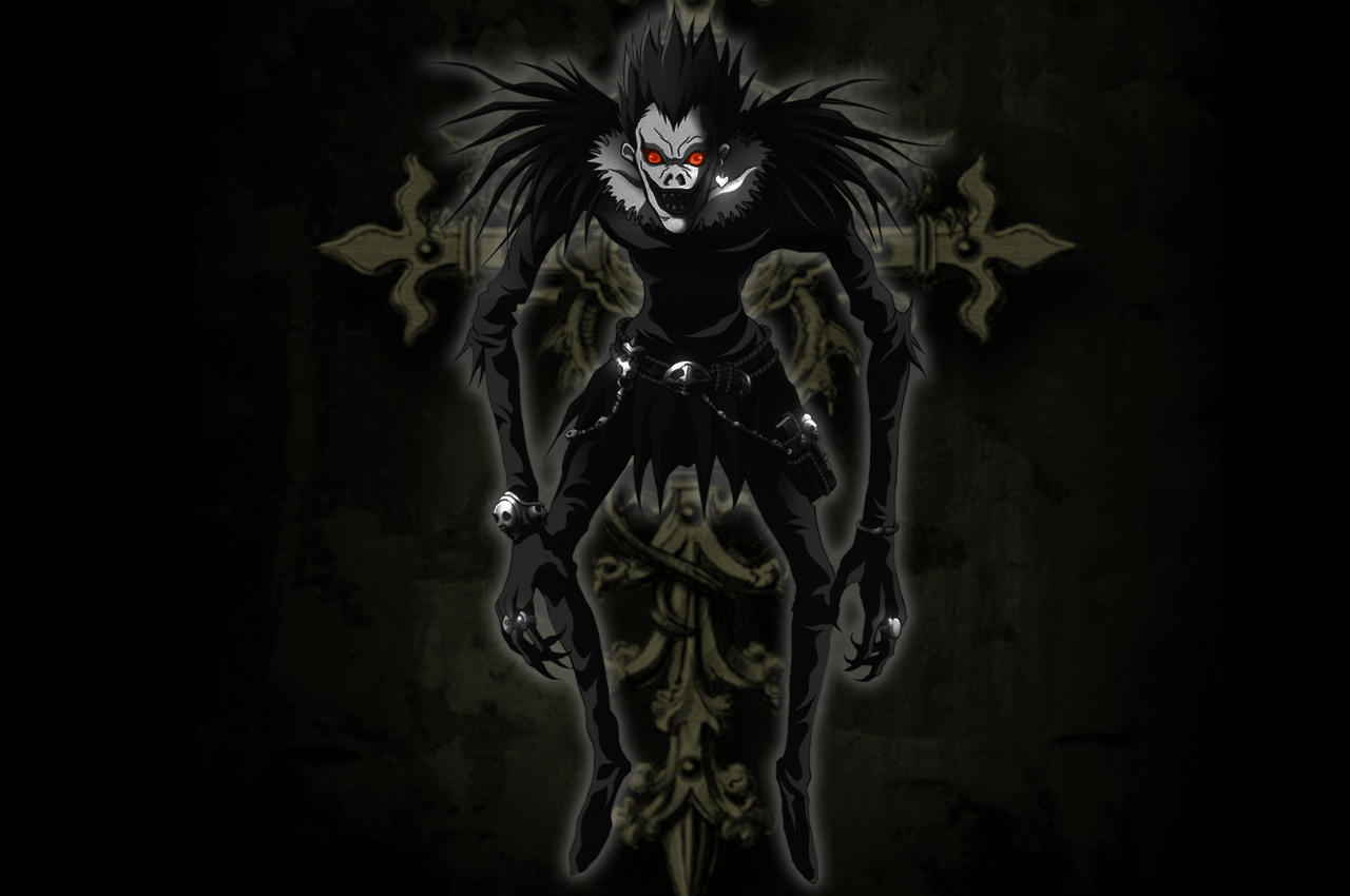 Ryuk Wallpapers - Wallpaper Cave